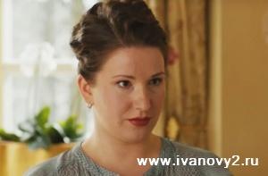 Катя, домработница в доме Антона (актриса Елена Муравьева)
