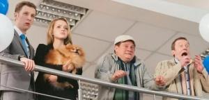 """Данила и Эля из сериала """"Ивановы-Ивановы"""""""